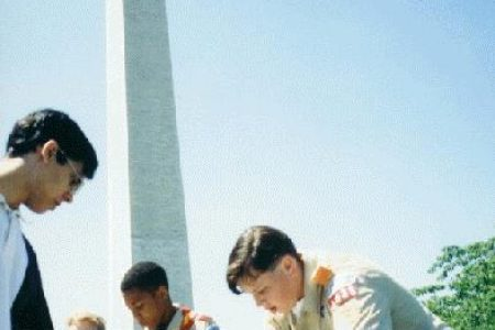 USCC - Washington Monument Special Event - Grigsby